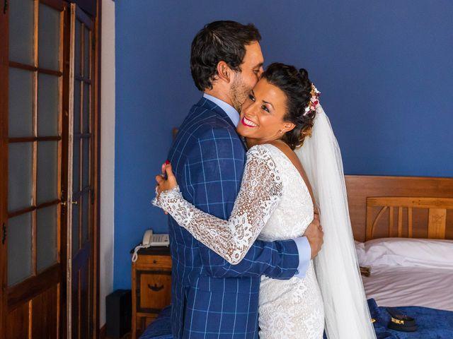 La boda de Rocio y Juan en Valoria La Buena, Valladolid 28