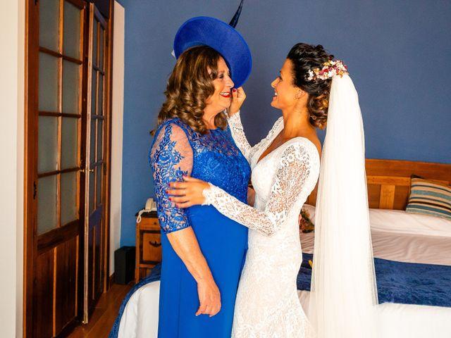 La boda de Rocio y Juan en Valoria La Buena, Valladolid 29
