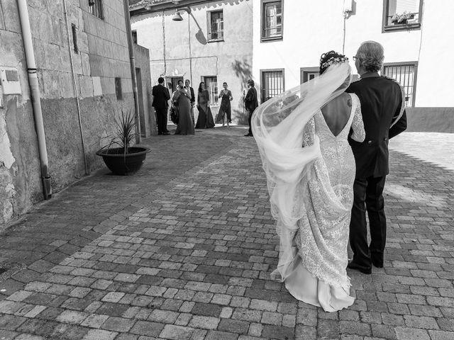 La boda de Rocio y Juan en Valoria La Buena, Valladolid 33