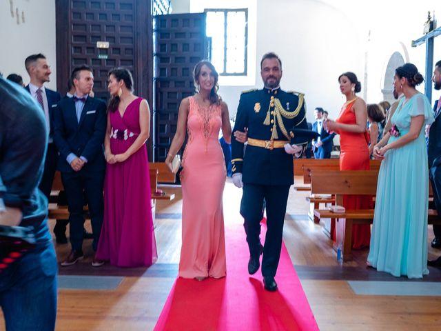La boda de Rocio y Juan en Valoria La Buena, Valladolid 34