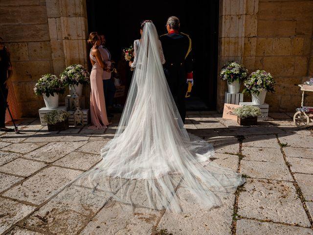 La boda de Rocio y Juan en Valoria La Buena, Valladolid 36