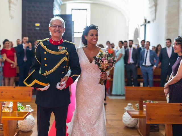 La boda de Rocio y Juan en Valoria La Buena, Valladolid 39