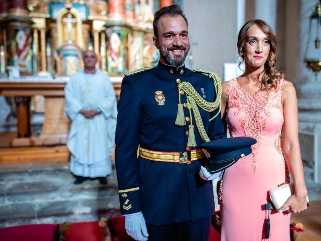 La boda de Rocio y Juan en Valoria La Buena, Valladolid 40
