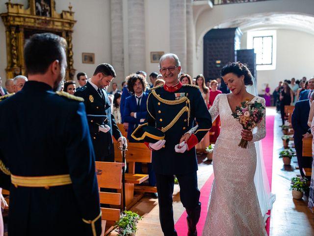 La boda de Rocio y Juan en Valoria La Buena, Valladolid 41