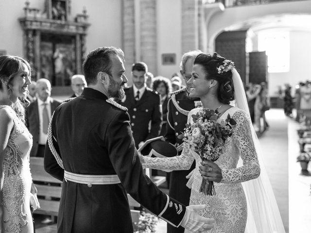 La boda de Rocio y Juan en Valoria La Buena, Valladolid 42