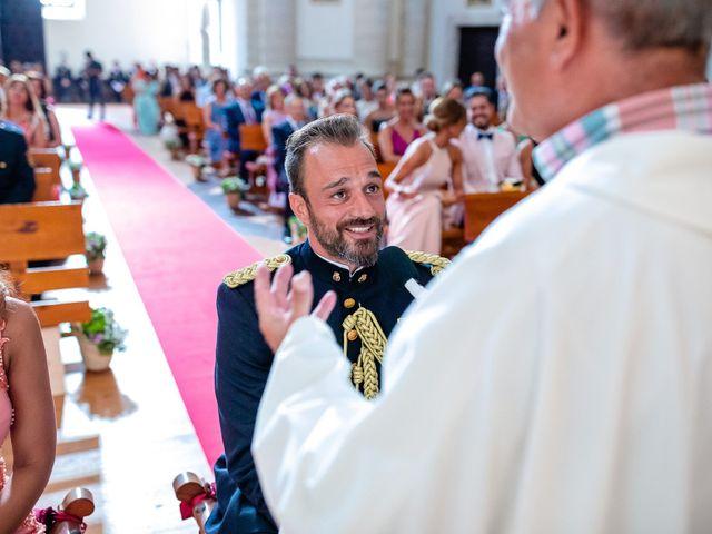 La boda de Rocio y Juan en Valoria La Buena, Valladolid 44