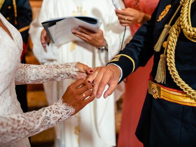 La boda de Rocio y Juan en Valoria La Buena, Valladolid 47