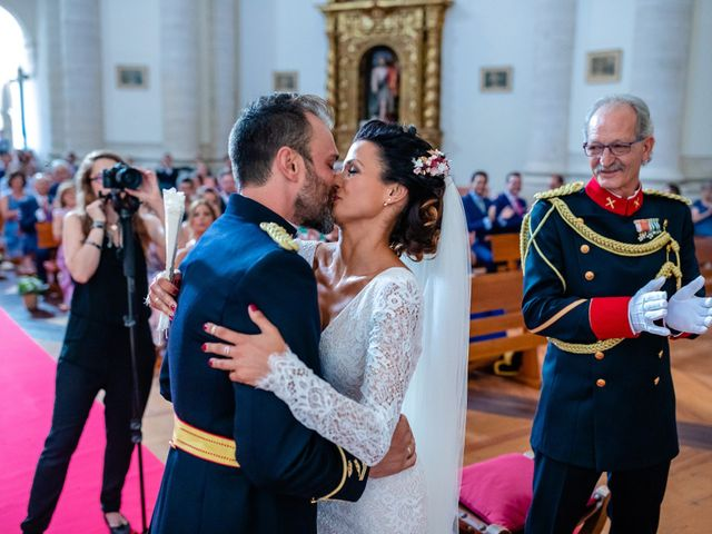 La boda de Rocio y Juan en Valoria La Buena, Valladolid 48