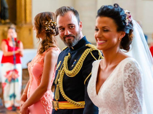 La boda de Rocio y Juan en Valoria La Buena, Valladolid 49