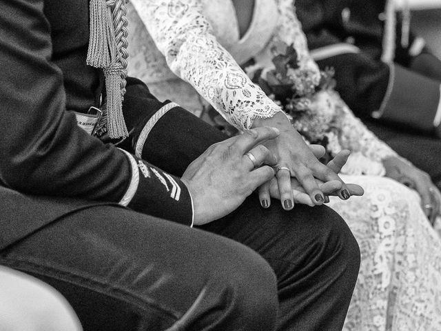 La boda de Rocio y Juan en Valoria La Buena, Valladolid 50