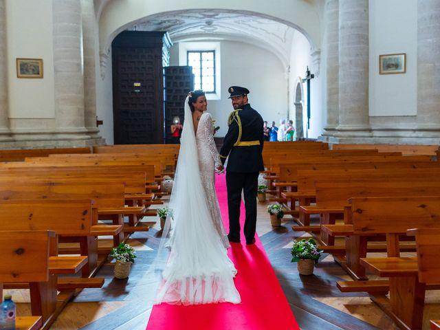 La boda de Rocio y Juan en Valoria La Buena, Valladolid 51