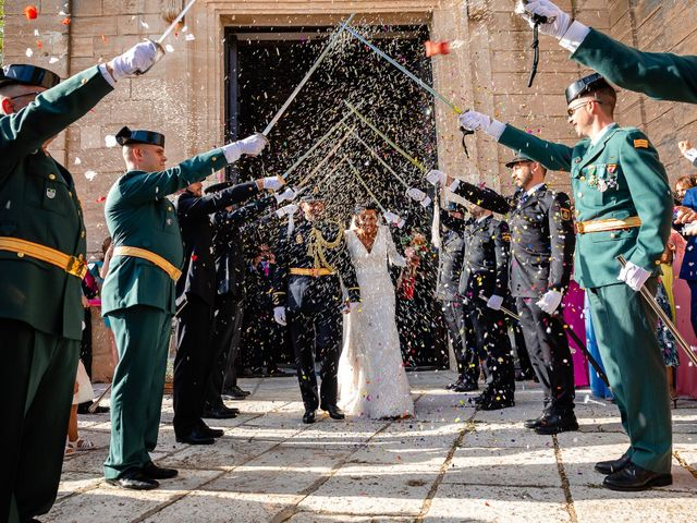 La boda de Rocio y Juan en Valoria La Buena, Valladolid 54