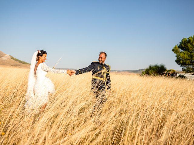 La boda de Rocio y Juan en Valoria La Buena, Valladolid 58