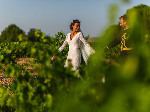 La boda de Rocio y Juan en Valoria La Buena, Valladolid 67