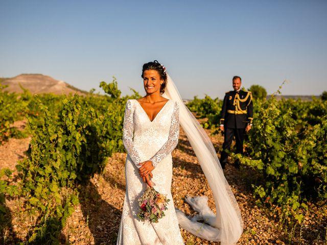 La boda de Rocio y Juan en Valoria La Buena, Valladolid 69