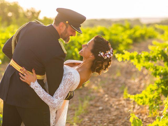 La boda de Rocio y Juan en Valoria La Buena, Valladolid 78