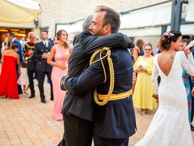 La boda de Rocio y Juan en Valoria La Buena, Valladolid 81