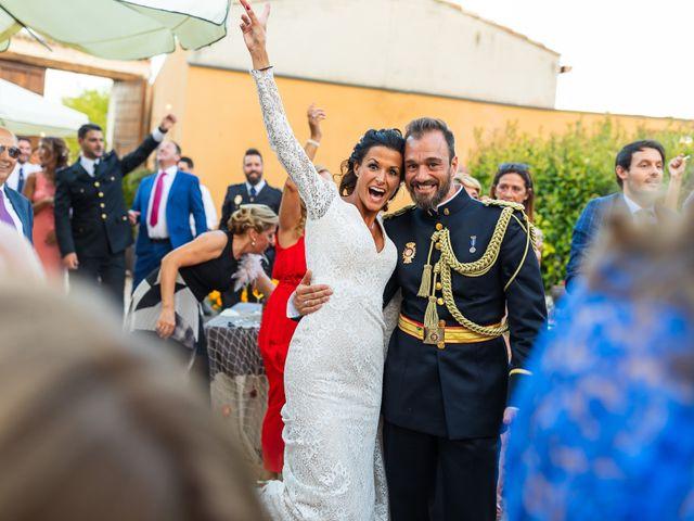 La boda de Rocio y Juan en Valoria La Buena, Valladolid 82