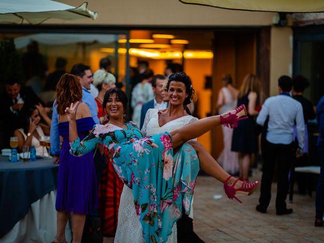 La boda de Rocio y Juan en Valoria La Buena, Valladolid 83