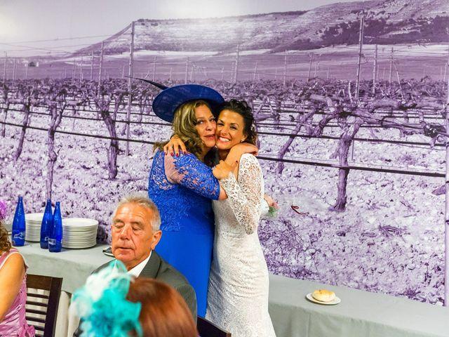 La boda de Rocio y Juan en Valoria La Buena, Valladolid 89