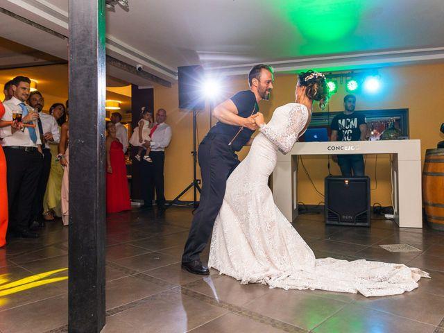 La boda de Rocio y Juan en Valoria La Buena, Valladolid 90