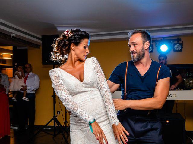 La boda de Rocio y Juan en Valoria La Buena, Valladolid 91