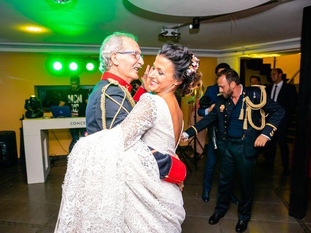 La boda de Rocio y Juan en Valoria La Buena, Valladolid 92