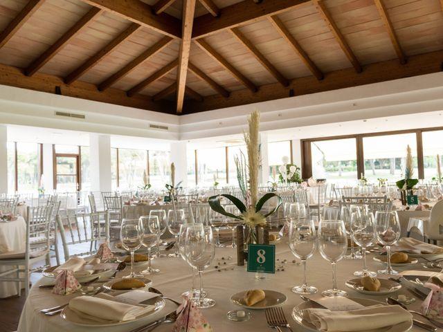 La boda de Elena y Jose Antonio en Chiclana De La Frontera, Cádiz 22