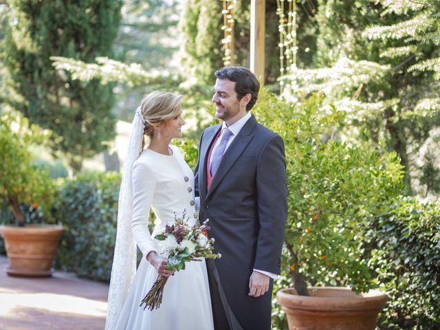 La boda de Jorge y Belén en Guadalix De La Sierra, Madrid 56