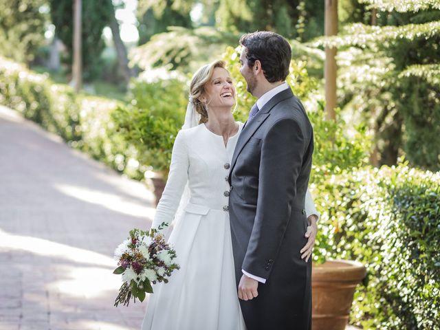 La boda de Jorge y Belén en Guadalix De La Sierra, Madrid 62