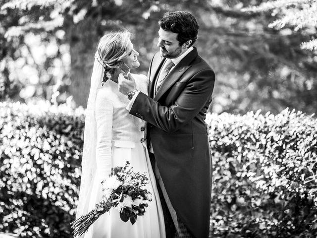 La boda de Jorge y Belén en Guadalix De La Sierra, Madrid 63