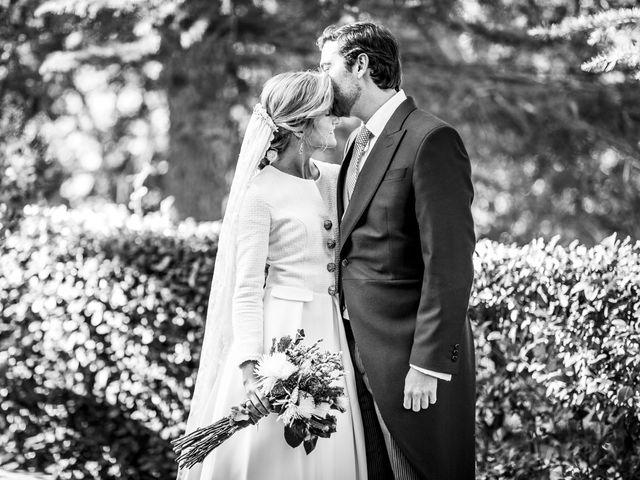 La boda de Jorge y Belén en Guadalix De La Sierra, Madrid 64