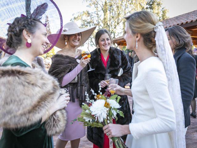 La boda de Jorge y Belén en Guadalix De La Sierra, Madrid 75