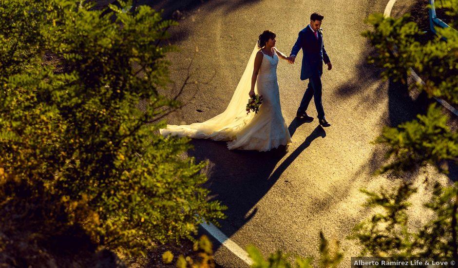 La boda de Carlos y Almudena en Toledo, Toledo