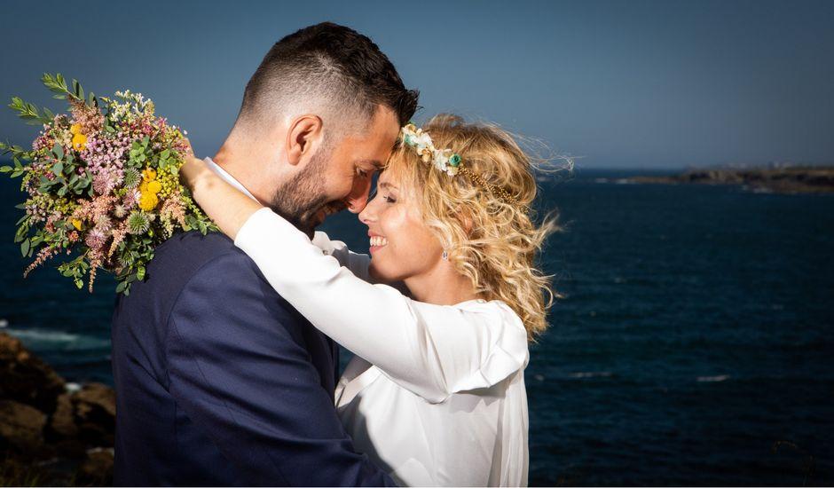 La boda de Alberto y Mariña en A (Ribadeo Devesa (Santalla), Lugo
