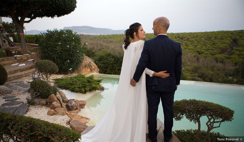 La boda de Jorge y Vicky en Bolonia, Cádiz