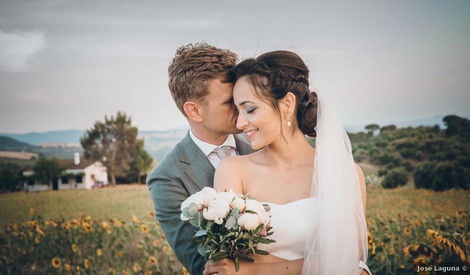 La boda de Sjoerd y Suzanne en Arcos De La Frontera, Cádiz