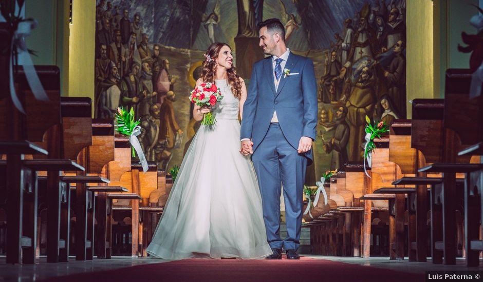 La boda de Kike y Conchi en Albacete, Albacete