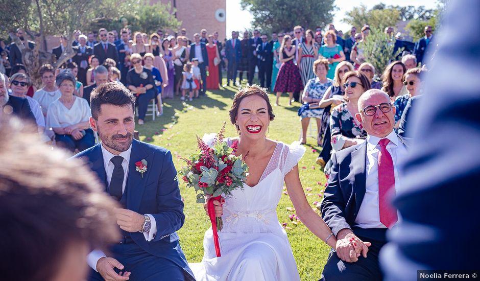 La boda de Javier y María en Toro, Zamora