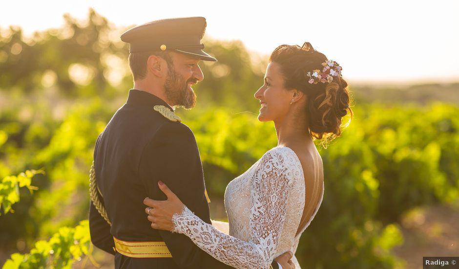 La boda de Rocio y Juan en Valoria La Buena, Valladolid
