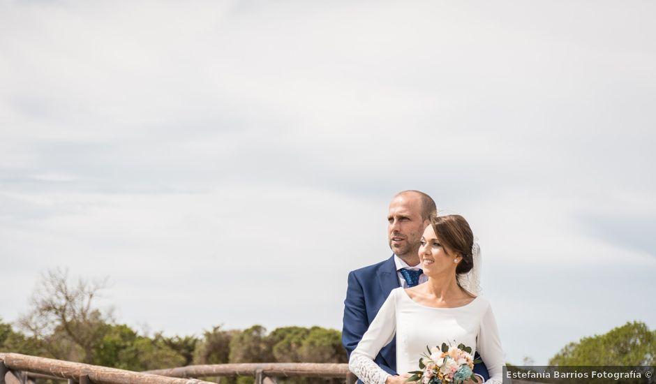 La boda de Elena y Jose Antonio en Chiclana De La Frontera, Cádiz