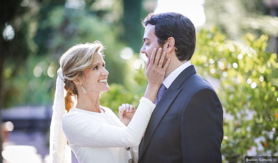 La boda de Jorge y Belén en Guadalix De La Sierra, Madrid