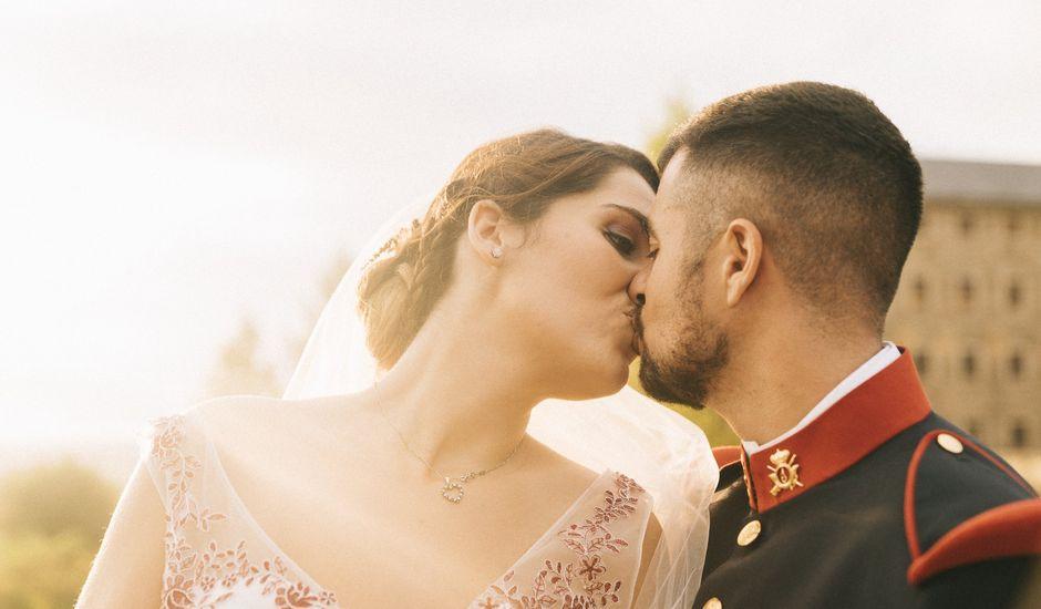 La boda de Roberto  y Cristina  en Gijón, Asturias