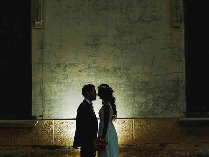 La boda de Vanessa y Toni