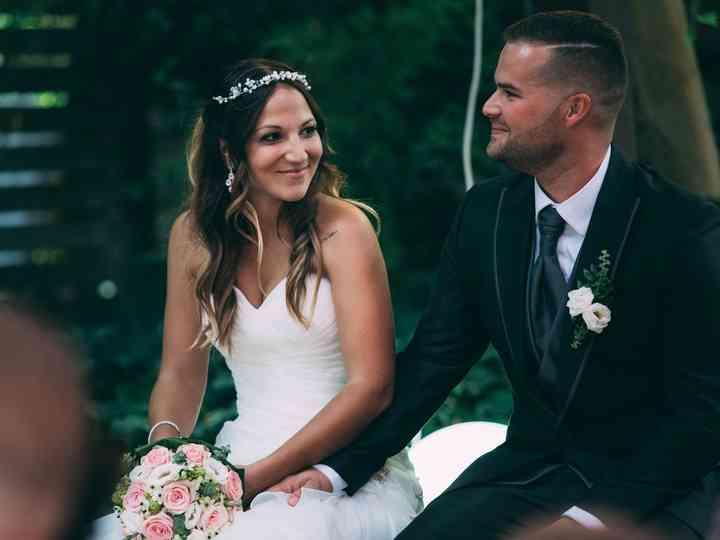 La boda de Marta y Ivan