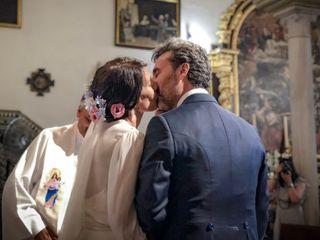La boda de Pilar y Carlos 2