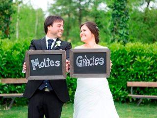 La boda de Gemma y Josep Ma