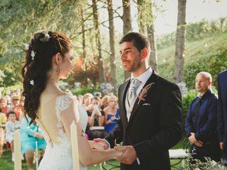 La boda de Sandra y Raúl