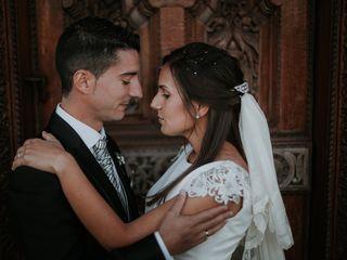 La boda de Jennifer y Pelayo