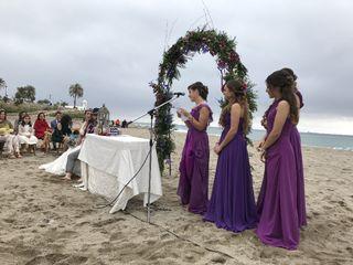 La boda de Paqui y Artemy 1